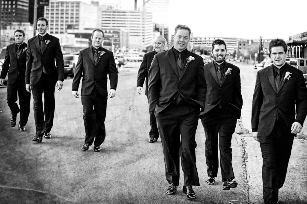 Ashton Depot Wedding in Fort Worth