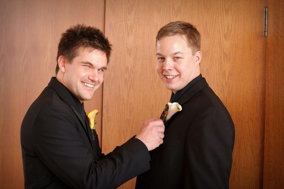 groomsmen flower